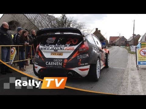 Anti-Lag Sound - Rally Start - Group B - WRC - S2000 [HD] Pure Sound - Rally TV