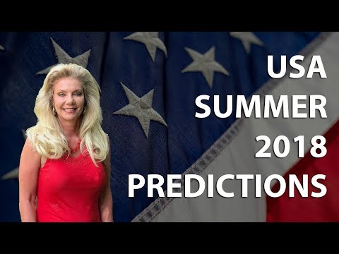 USA Summer 2018 Predictions: Avoiding potential danger?