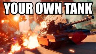Saints row IV: How to get a tank!