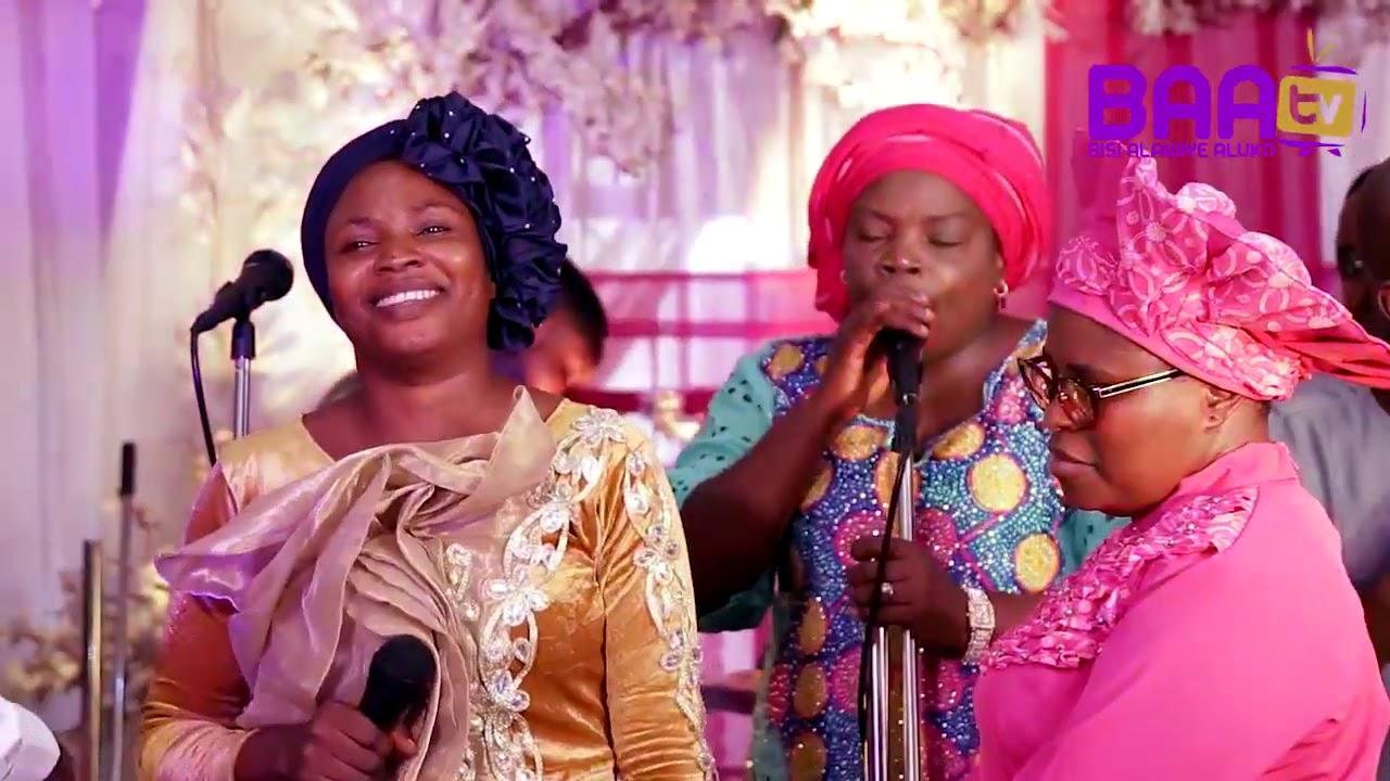 Download Olorunkosobe and Remilekun & Bisi Alawiye-Aluko in Taleni mo pe lalabarin