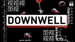 Downwell's Dual Purpose Design | Game Maker's Toolkit