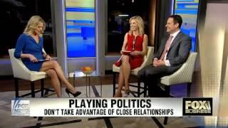 Cheryl Casone hot legs 02/11/15