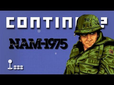 NAM-1975 (Arcade) - Continue?