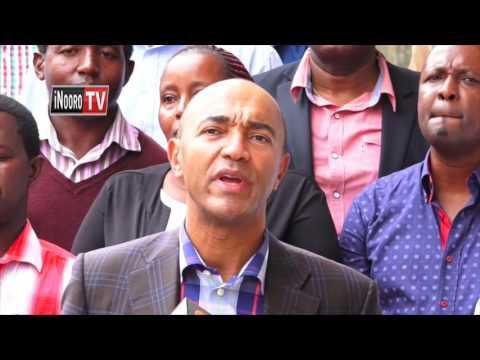 Peter Kenneth kuhuranira ungavana  Nairobi ta mundu kiumbe