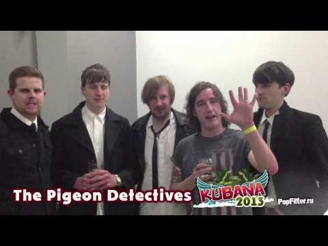The Pigeon Detectives поздравляют KUBANA с юбилеем!