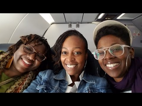 Ft Lauderdale Vlog #1: Flying with Spirit to Florida