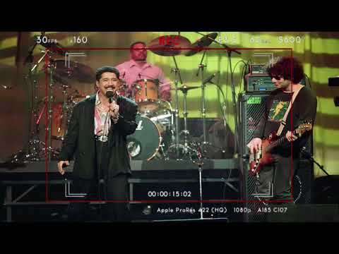 Cheb Khaled - Ana Dellali Ala Zarga Live In Zürich Suisse 1994