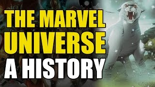 A History of The Marvel Universe - Part 5 - The Ancient One, The Panther God, Atlantis