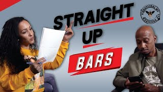 SINsational Me | Straight Up BARS | Watch Out, Nicki, I Got A Hot 16 For Ron Lawrence [Webisode #12]