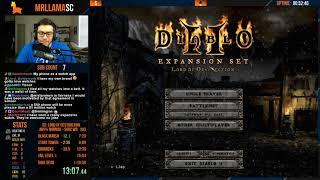 Diablo 2 - Any% SORC NORM - 1:10:10!!