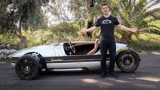 The Most Fun For $26,000?! *Vanderhall Speedster*