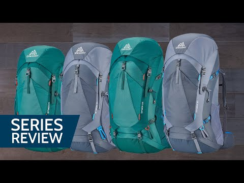 Gregory Amber Women's Backpack Series Review