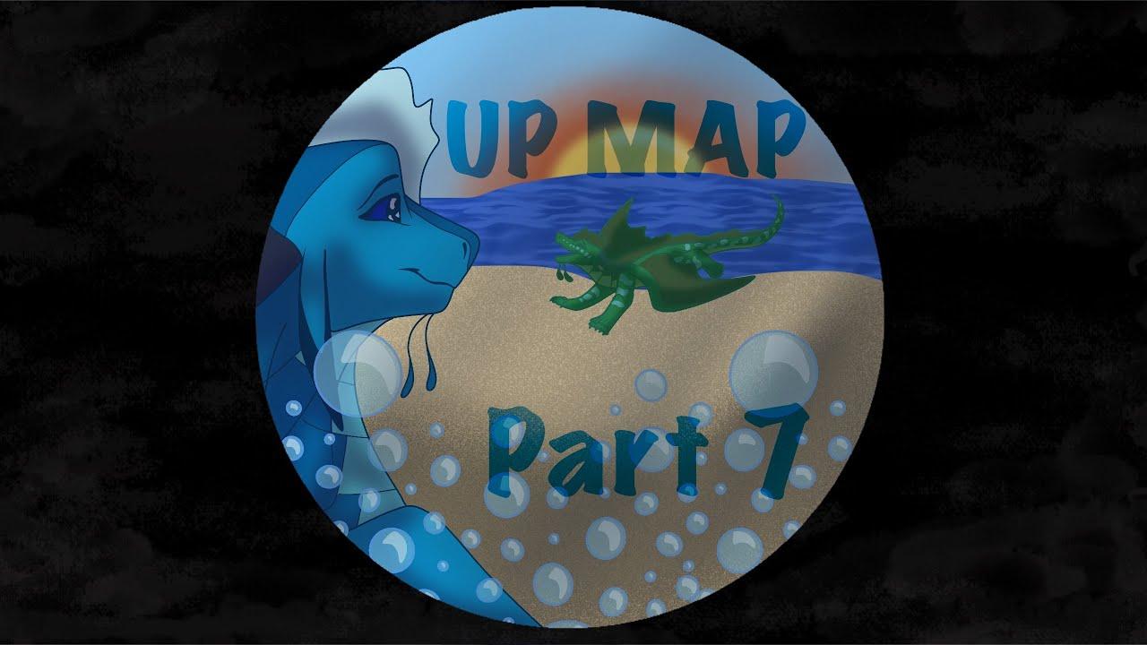 UP WoF MAP (Part 7 +Progress!)