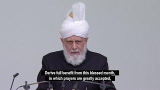 This Week with Hazrat Mirza Masroor Ahmad - 17 May 2019