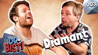 Wer klaut den Schatz? - Diamant mit Florentin, Marco, Marah & Fabian Kr   Du bist! #3