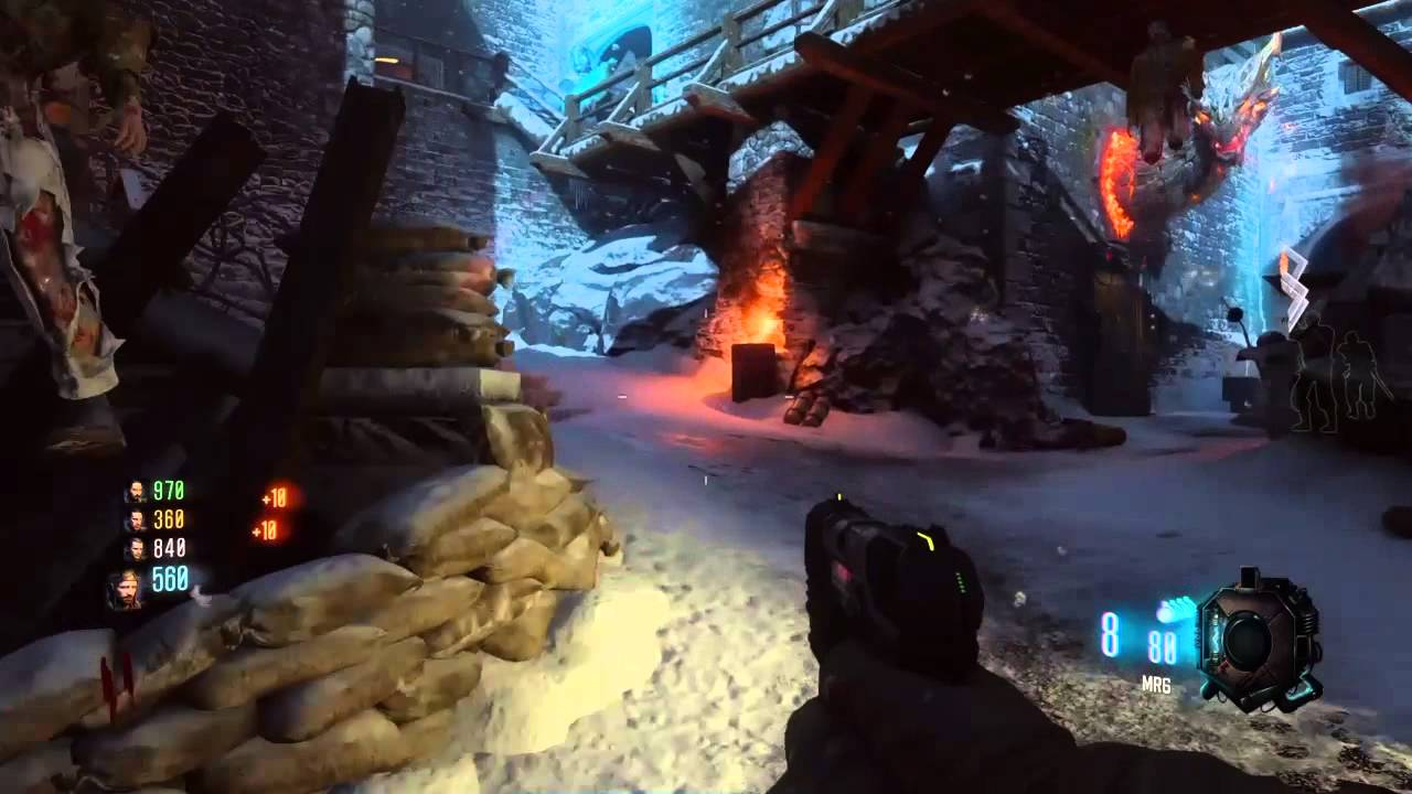 Der Eisendrache Shield Locations Youtube
