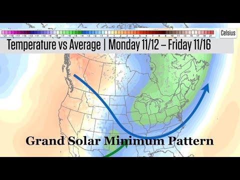 GSM Update 11/6/18 - Record Northern Hemisphere Snow *MEDIA SILENT* - Taurids - Illuminati Explained