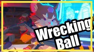 Overwatch new hero – Wrecking Ball Origin Story
