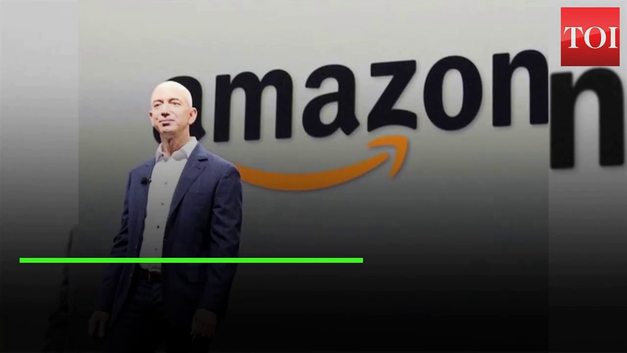 Amazon founder Jeff Bezos is the world's richest, according to Forbes