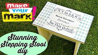 How To: Build A Stool Or Bench