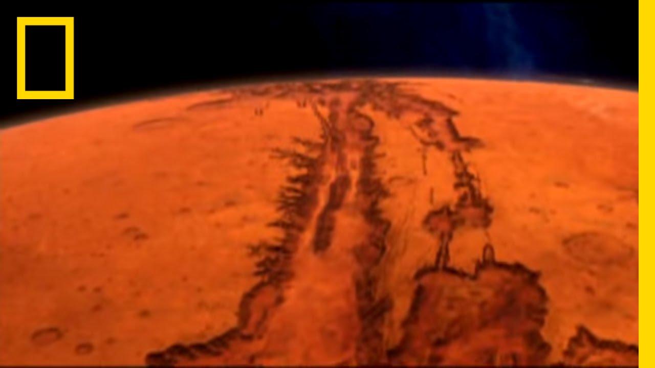 Mars National Geographic Deutsch