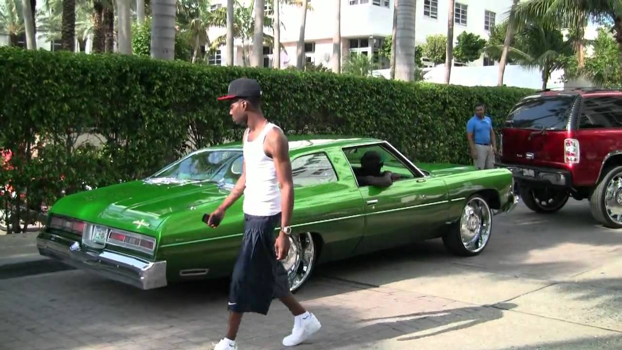 1974 Chevrolet Caprice On Forgiatos With Candy Apple Green