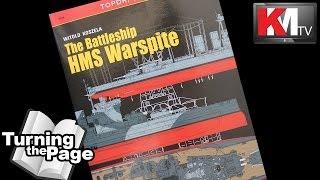 The Battleship HMS Warspite by Witold Koszela
