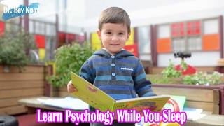 Learn Psychology While You Sleep - Language Development