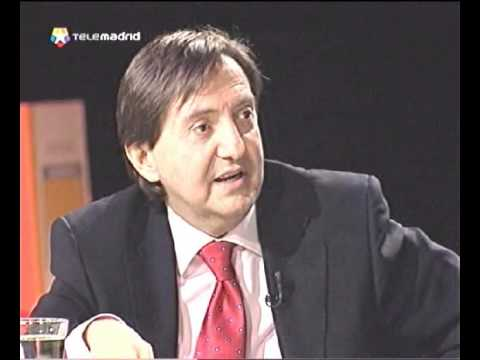 Federico Jimenez Losantos Entrevista.Telemadrid 7