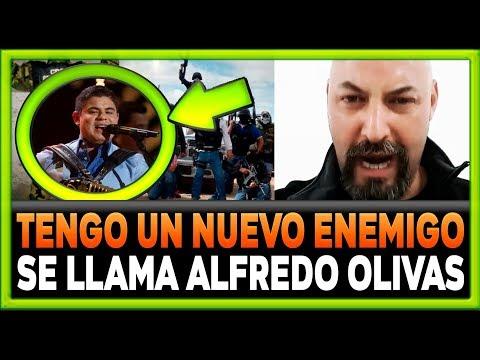 IVAN RIEBELING: TE TENGO EN LA MIRA ALFREDO OLIVAS