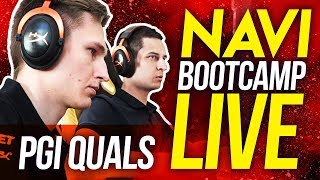 PGI quals LIVE from NAVI Bootcamp