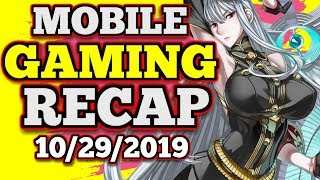 Mobile GAMING Recap : Spiritwish,Black Desert Mobile, Crossing Void