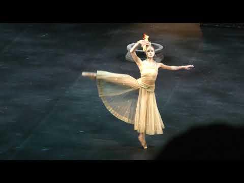 04/10/19 Angelina Vorontsova Entrance Dance Of Nikia