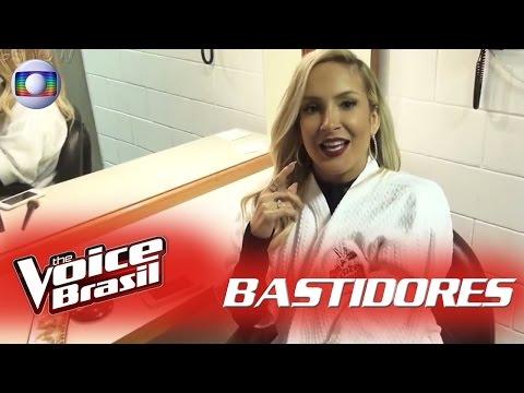 The Voice Repórter #25 - The Voice Repórter invade camarim da Claudia Leitte