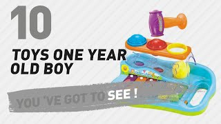 Toys One Year Old Boy, Uk Top 10 Collection // New & Popular 2017