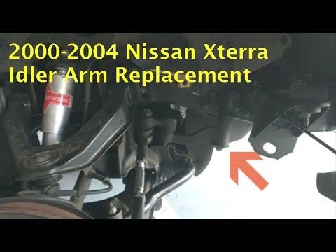 Steering Idler Arm Moog K80592 For Nissan Frontier Xterra