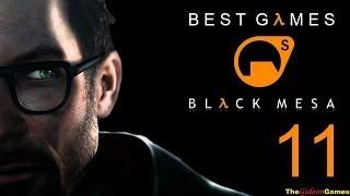 Best Games: Прохождение Black Mesa [Half-Life] (HD) - Часть 11 (Система очистки)