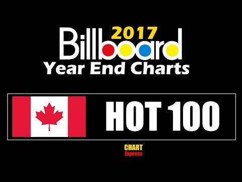 Billboard (CAN) | Year End Hot 100 Songs 2017 | Top 100 | ChartExpress