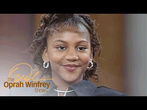 The Girl with 1,000-Plus Letters In Her Name | The Oprah Win