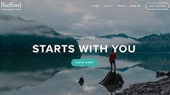 How To Create a Squarespace Website - Bedford