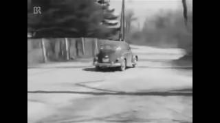OH GOTT: So fuhr man noch 1964 in Deutschland Auto
