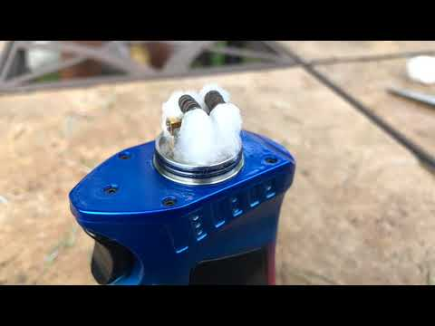 Can you use Cotton Balls in a RDA? | Test | Overview |
