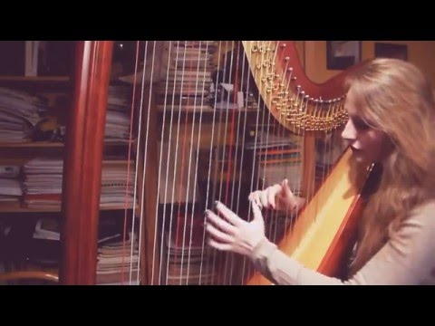 Hercules - I Can Go The Distance (Harp Cover)