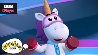 1, 2, 3, Ubercorn Song | Go Jetters | CBeebies House
