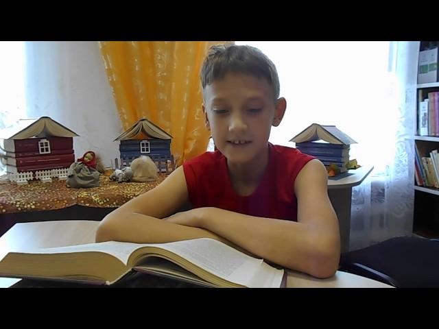 Изображение предпросмотра прочтения – ИгорьНовак читает произведение «Матрёнин двор» А.И.Солженицына