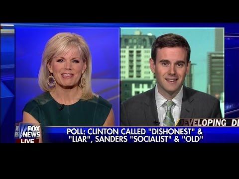 Gallup Poll Shows Most Common Reactions to Clinton and Sanders - Guy Benson