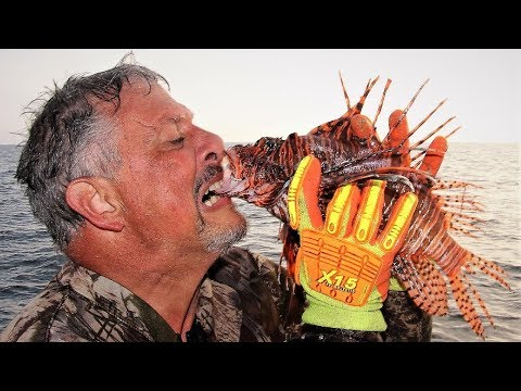 2019April6 LionFish Hunting Pensacola On Official Business - DeepWater Mafia