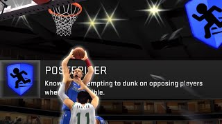 how to posterize nba 2k20 mobile