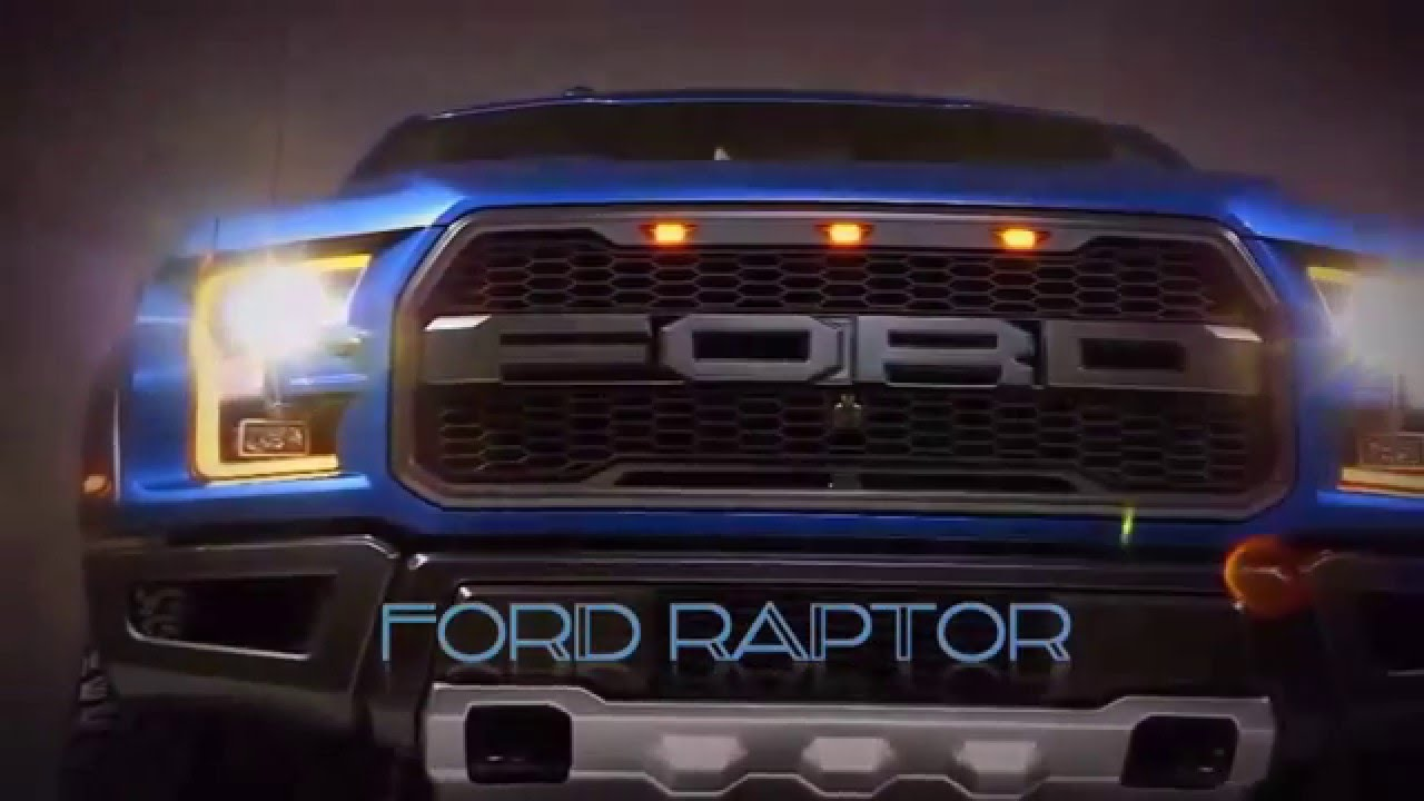 2017 Ford Raptor Special Edition