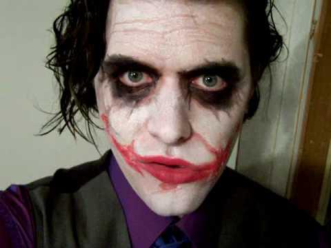 sc 1 st  YouTube & My 2008 Joker Halloween Costume - YouTube